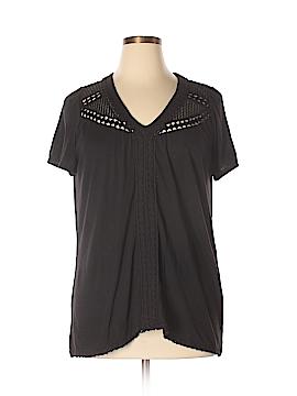 Chelsea & Theodore Short Sleeve T-Shirt Size 1X (Plus)