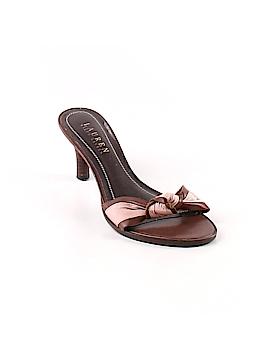 Lauren by Ralph Lauren Mule/Clog Size 4