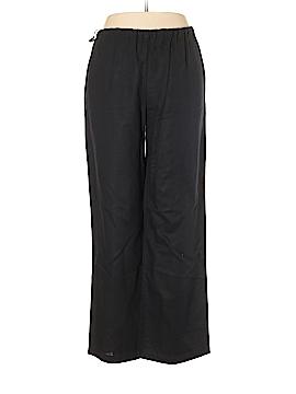 Evan Picone Linen Pants Size L