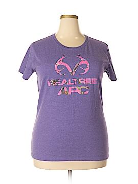 Realtree Short Sleeve T-Shirt Size XL