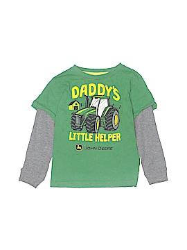 John Deere Long Sleeve T-Shirt Size 4T