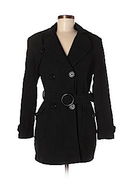 JLo by Jennifer Lopez Wool Coat Size 8