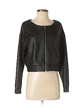 Astr Faux Leather Jacket Size S