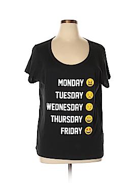 Freeze Short Sleeve T-Shirt Size 1X (Plus)