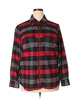 Chaps Jacket Size 1X (Plus)