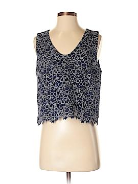 Diane von Furstenberg Sleeveless Blouse Size S