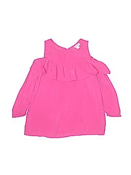 Cat & Jack Long Sleeve Blouse Size 10 - 12