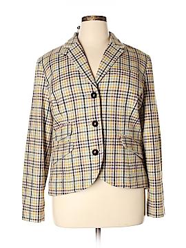 L.L.Bean Wool Blazer Size 16