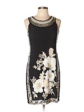 Sandra Darren Casual Dress Size 10 (Petite)