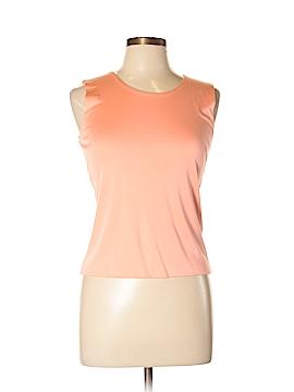 Casual Corner Sleeveless Silk Top Size S