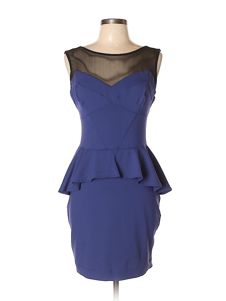 Bebe Women Casual Dress Size L