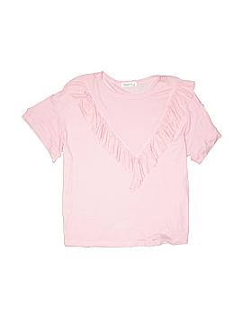 Ginger G. Short Sleeve Top Size L