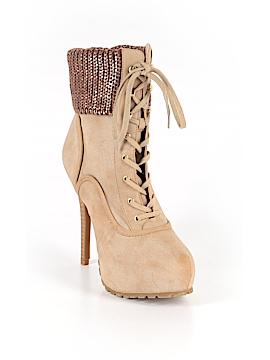 Shoedazzle Boots Size 8 1/2