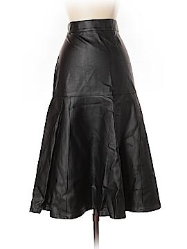 Tildon Faux Leather Skirt Size S
