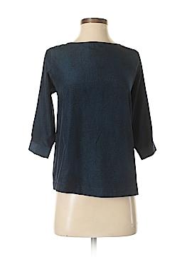 Renvy 3/4 Sleeve Blouse Size S