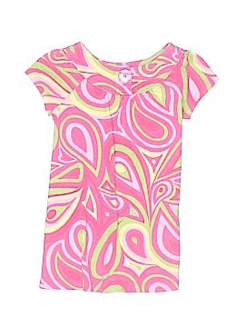 J. Khaki Short Sleeve Top Size 2T