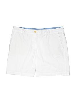 Talbots Khaki Shorts Size 12
