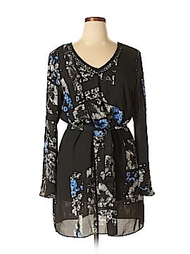 City Chic Casual Dress Size 14 Plus (XS) (Plus)