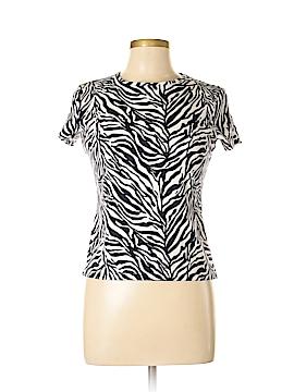 Jones New York Sleeveless T-Shirt Size M (Petite)
