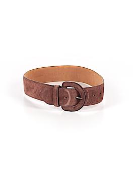 Mark Shale Leather Belt Size S