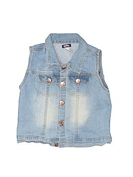 KensieGirl Vest Size 8