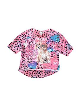 Rocker girl Short Sleeve Blouse Size L (Kids)