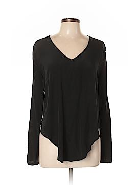 Alexis Long Sleeve Silk Top Size M