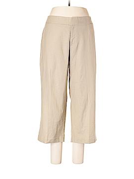 George Linen Pants Size 16