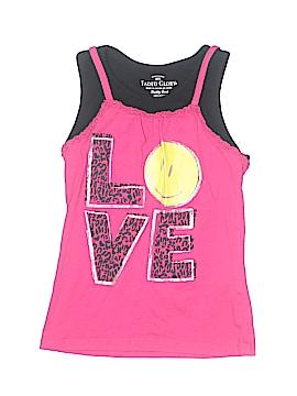 Faded Glory Sleeveless T-Shirt Size 6