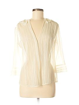 Meadow Rue 3/4 Sleeve Blouse Size 6