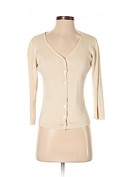 Ann Taylor Factory Silk Cardigan Size XS