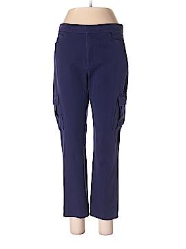 Isaac Mizrahi LIVE! Cargo Pants Size 12