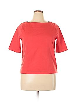 Lauren by Ralph Lauren Short Sleeve Top Size L