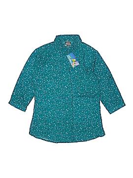 UNITI 3/4 Sleeve Button-Down Shirt Size S