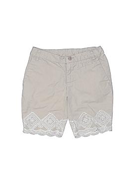 Lands' End Khaki Shorts Size 5