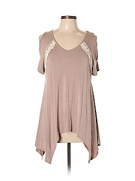 Como Vintage Short Sleeve Top Size M