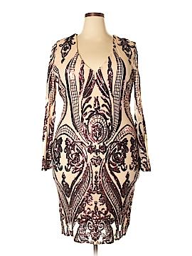 Xtaren Cocktail Dress Size 1X (Plus)
