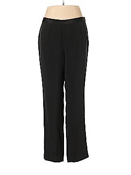 Flores & Flores Silk Pants Size 16