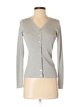 Casual Corner Silk Cardigan Size S
