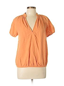 Studio M Short Sleeve Blouse Size M