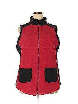 Susan Graver Vest Size 1X (Plus)