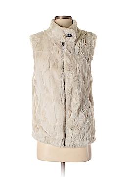 Sanctuary Faux Fur Vest Size M