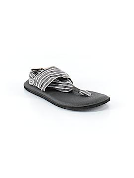 Sanuk Sandals Size 5