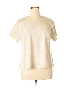Lou & Grey Short Sleeve Top Size L