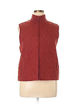 Alfred Dunner Vest Size 14