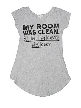 Ten Sixty Sherman Girls Short Sleeve T-Shirt Size S (Youth)