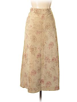 Boston Proper Leather Skirt Size 4