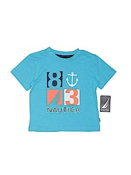 Nautica Short Sleeve T-Shirt Size 12 mo