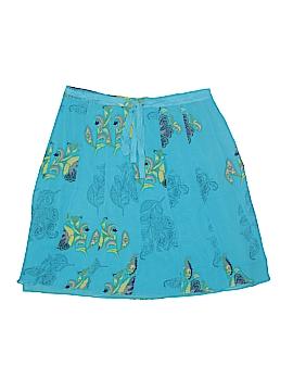 Uniform John Paul Richard Silk Skirt Size 14