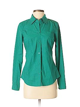 Boden Long Sleeve Button-Down Shirt Size 4R